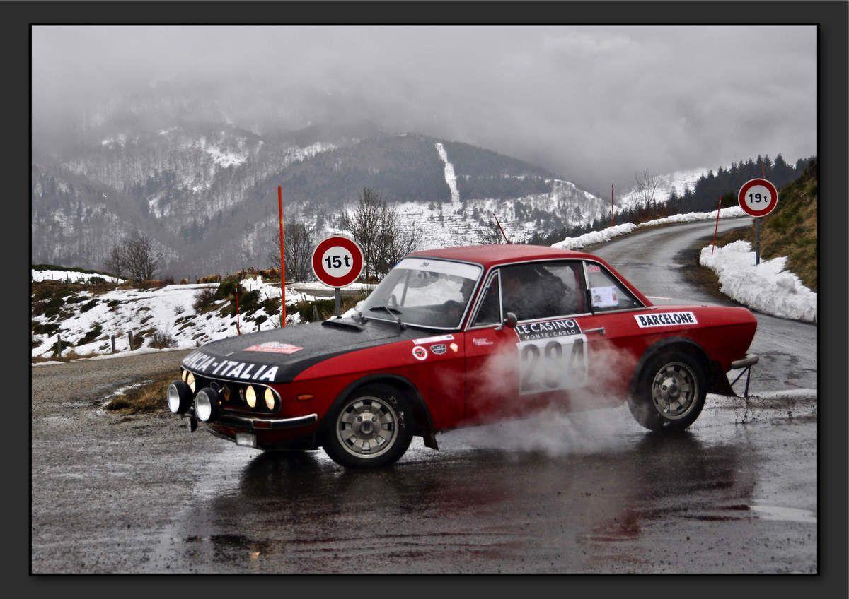 Antonio ROSSI (ITA) Rudy BRIANI (ITA) - Lancia Fulvia Coupé 1300 S de 1971