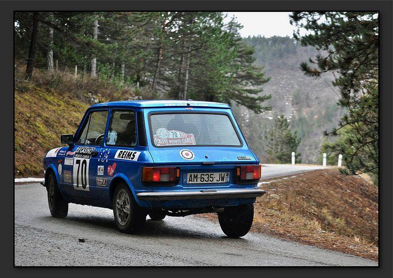 20ème Rallye Monte-Carlo Historique 2017 - Appel de phares amical