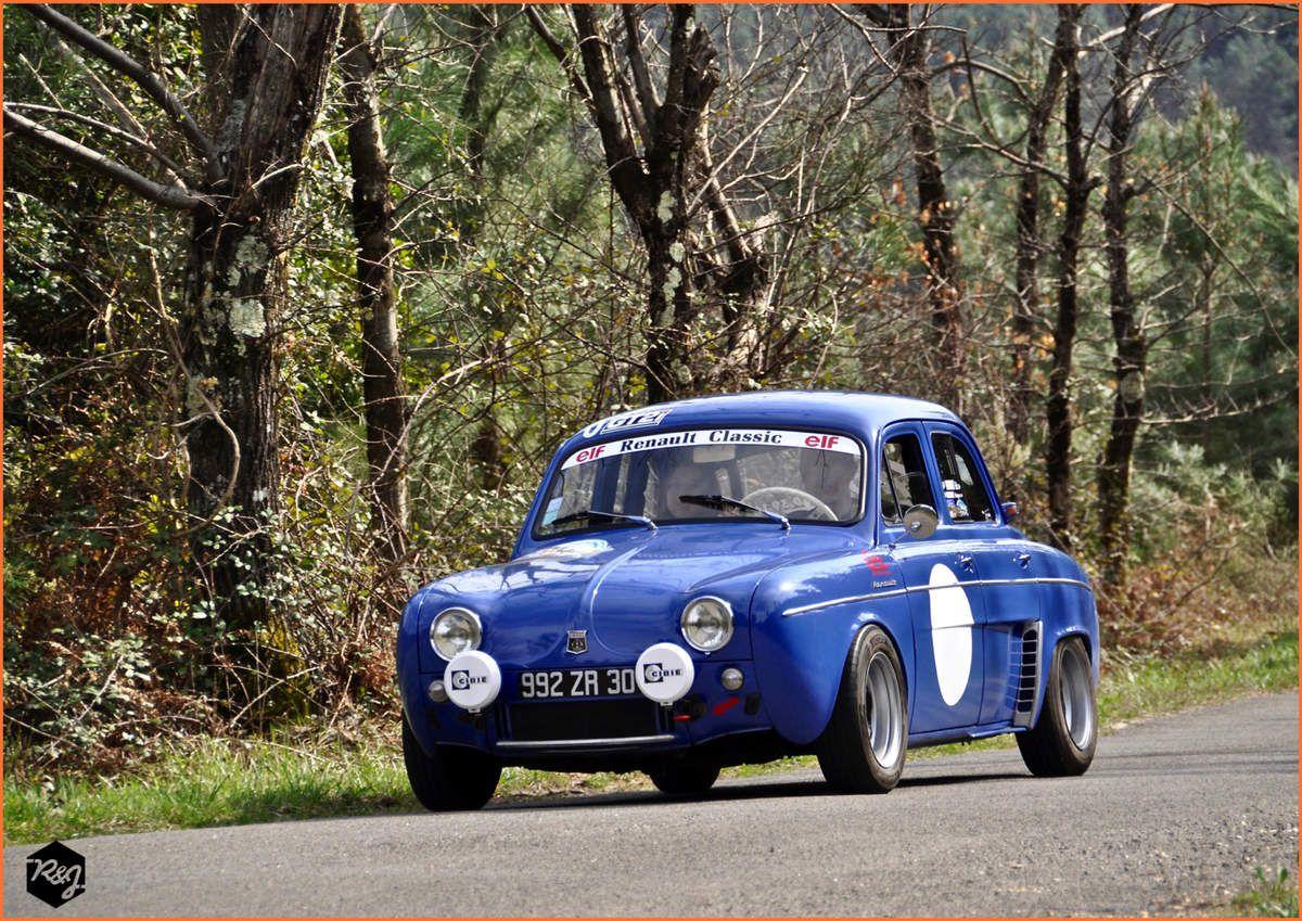 0 - Eric BOURRET - Renault Dauphine (1959)