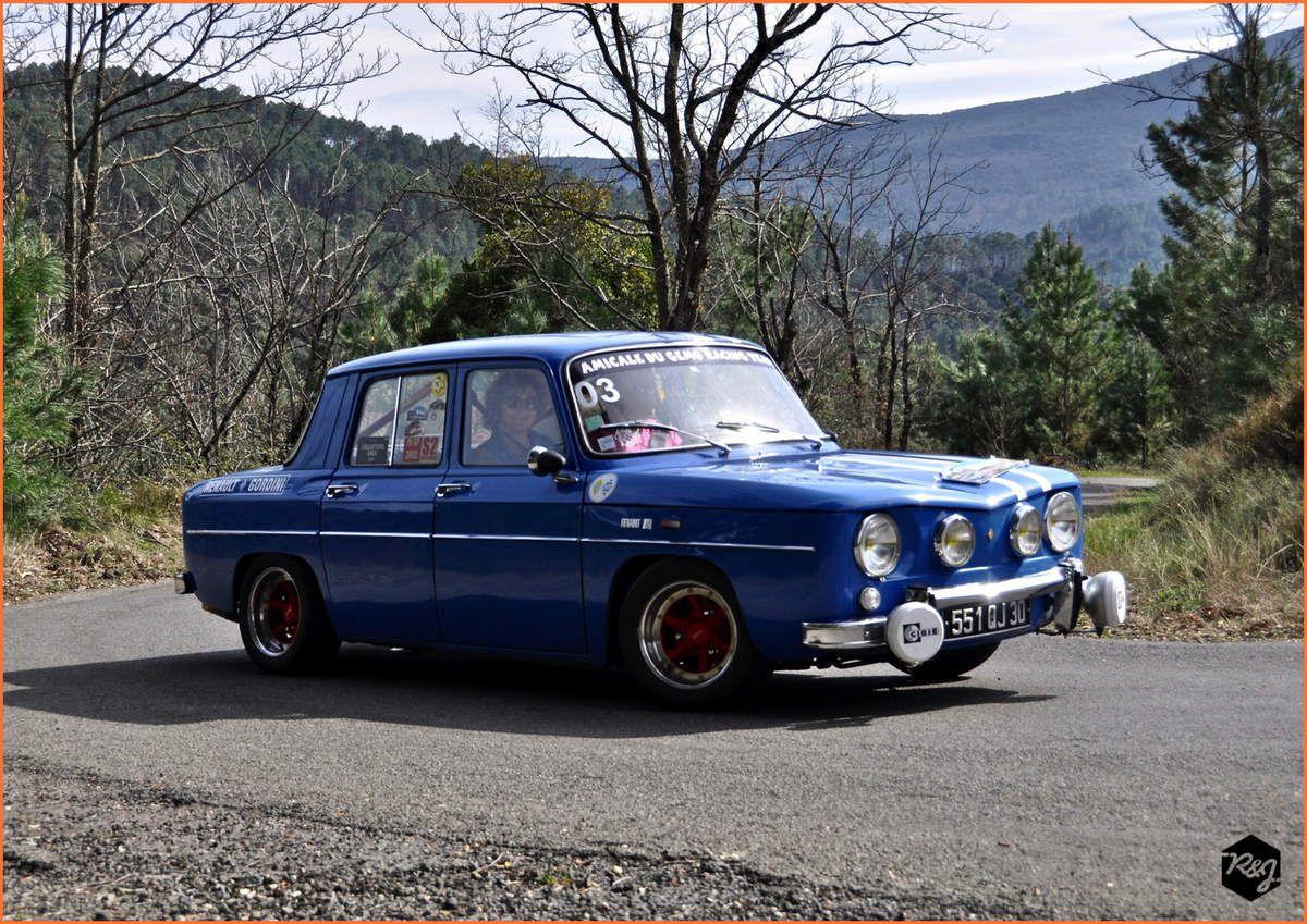 03 - Stéphane ROUX-SABLIER - Renault 8 Gordini (1967)