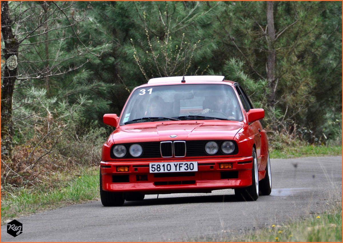 31 - Christophe PIBAROT - BMW M3 (1986)