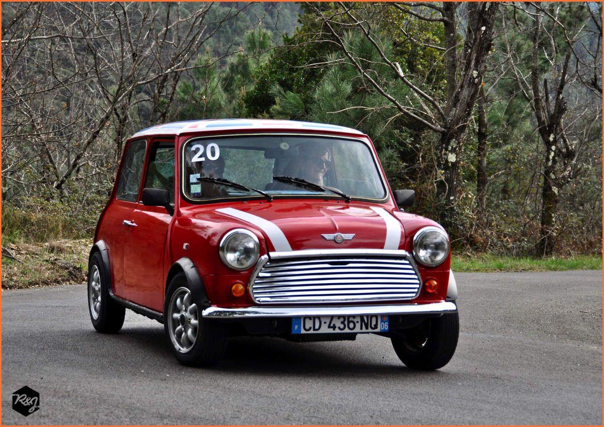 20 - Anne CABRI - Austin Mini