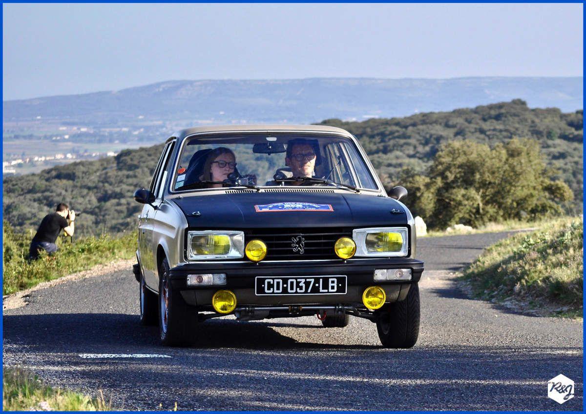 Eric et Evi RAOUL - Peugeot 104 de 1976