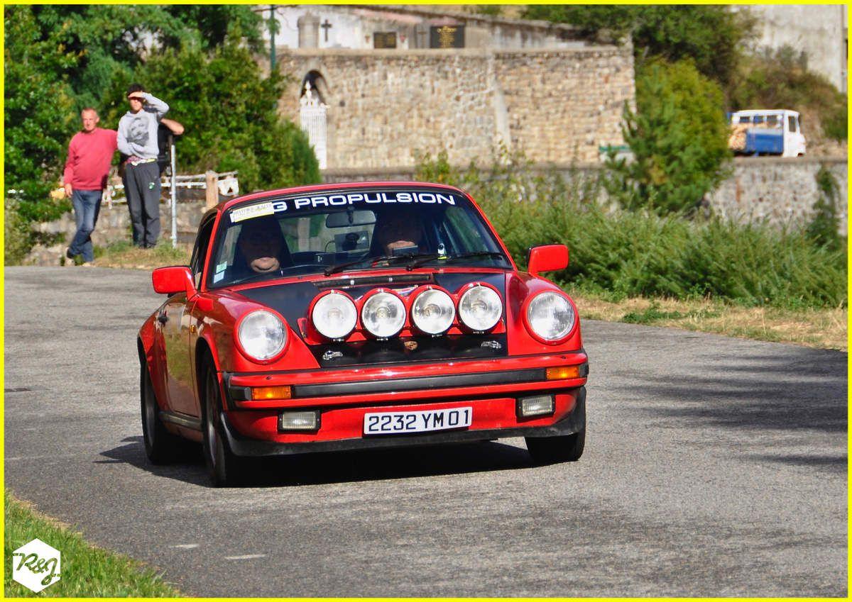 12ème Ronde de la Fayolle - 9 et 10 septembre 2017 - Ucel, Ardèche