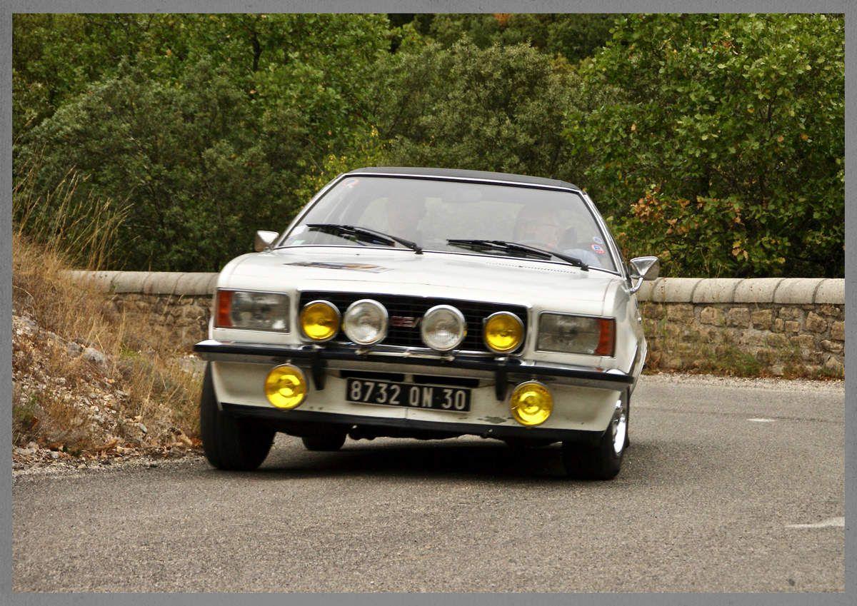 Gilbert DALVERNY et Nicolas GAGNE - Opel Commodore GSE (1973)