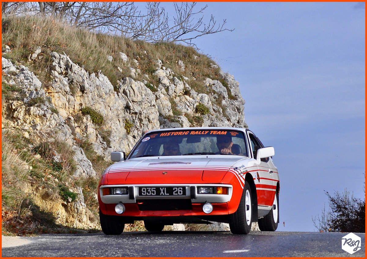 Maxime RIGO et Jean-Baptiste BLIN - Porsche 924 (1976)