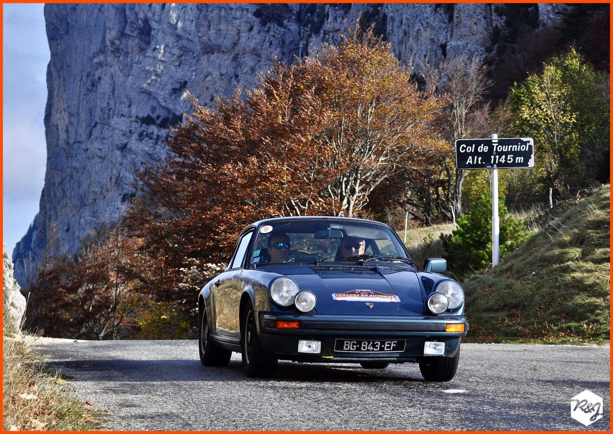 Alain CLARARD et Thibaud DELIAUD - Porsche 911 SC (1980)