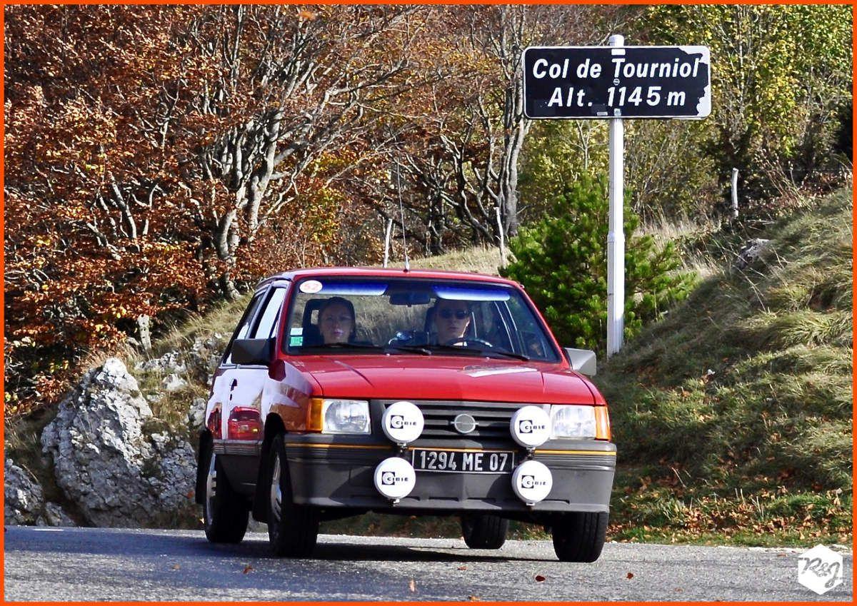Dimitri GANIVET et Aurore GANIVET - Opel Corsa (1984