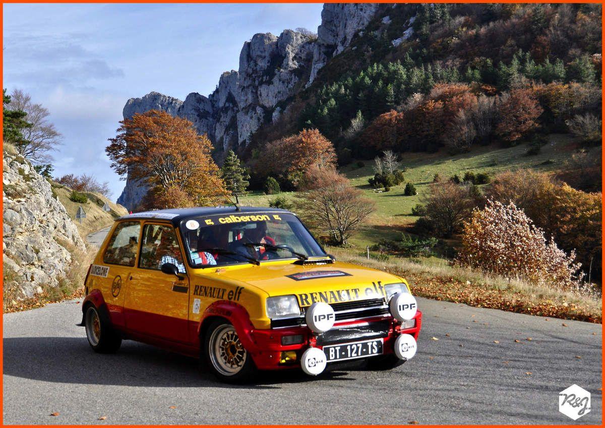 Patrice LAMOTTE et Bernard MATHON - Renault 5 Alpine (1978)