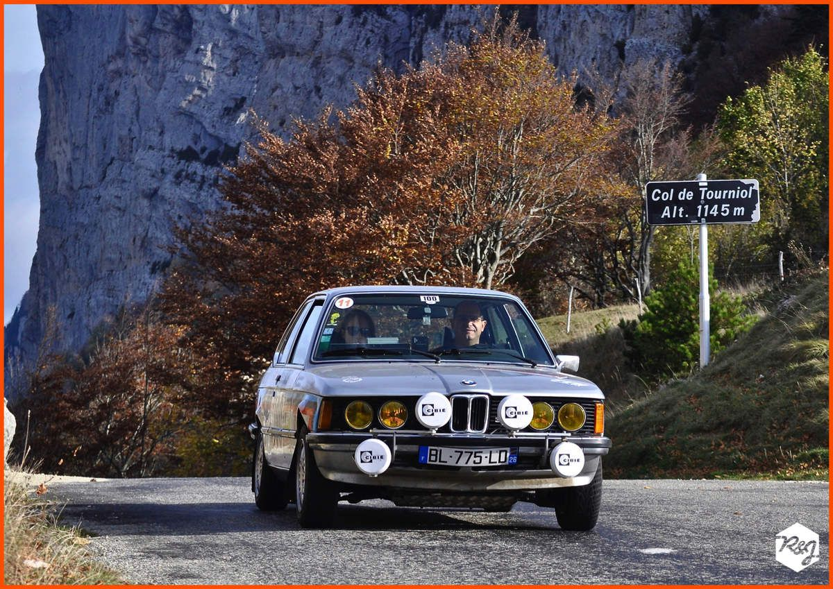 Pascal ARNAUD et Laurie ARNAUD - BMW 320 (1978)