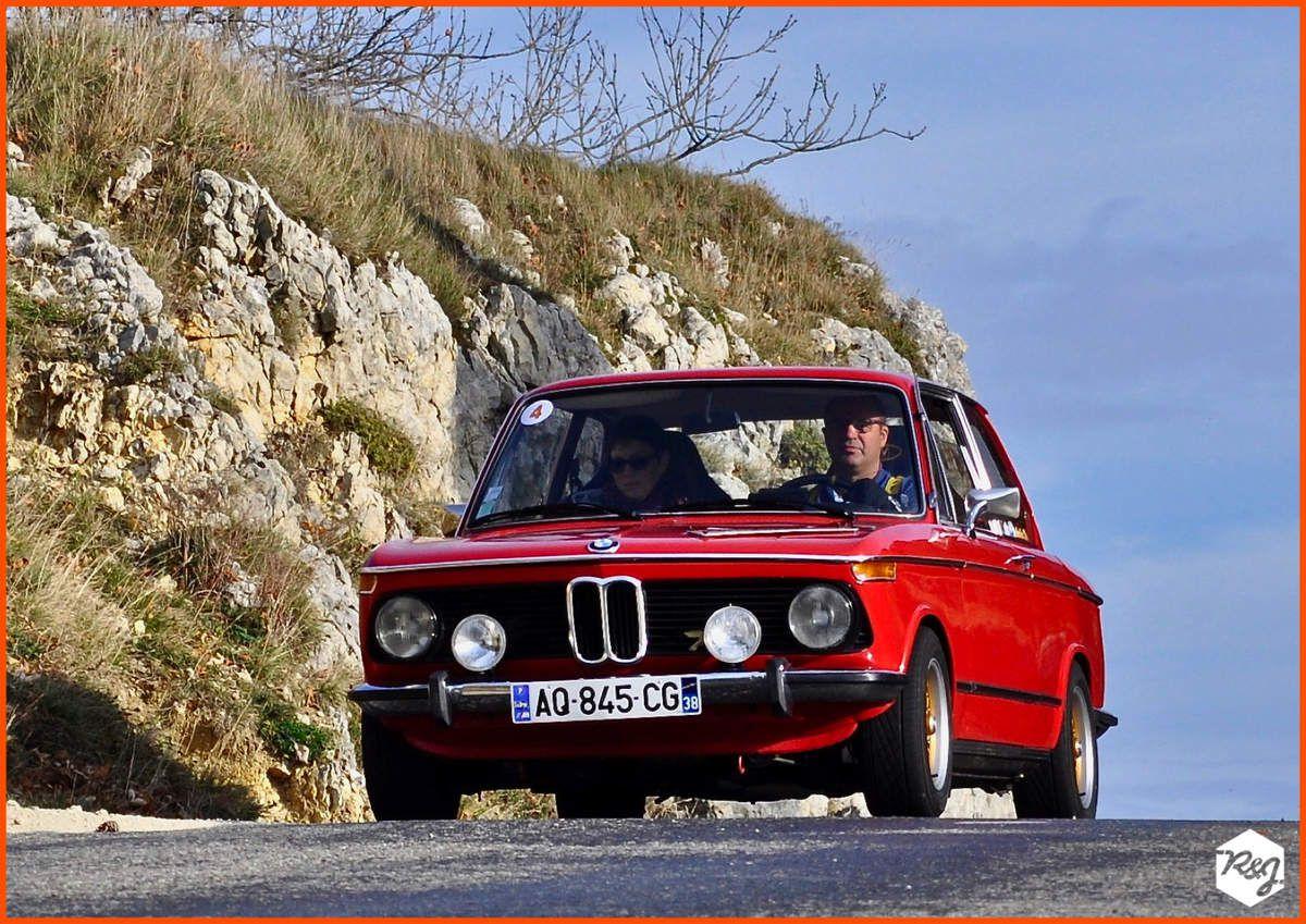 Stéphane ROBIANI et Marilyne ROBIANI - BMW 2002 (1974)