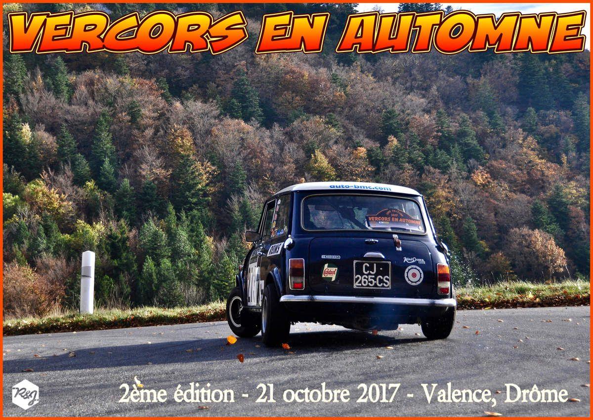 Vercors en Automne - 2ème édition - 21 octobre 2017 - Valence, Drôme