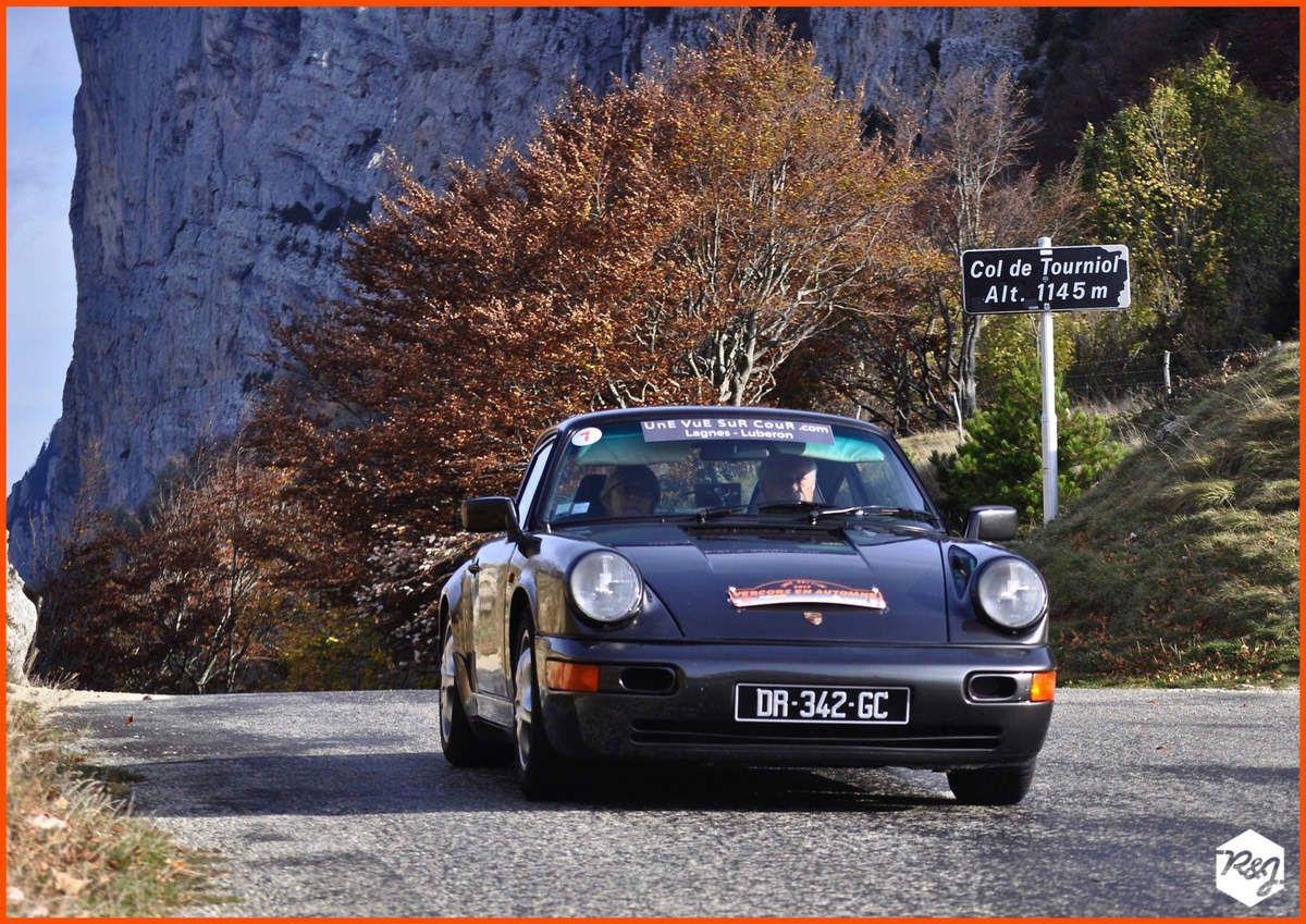 Michel BEGAT et Marie-Noëlle BEGAT - Porsche 911 SC (1980)