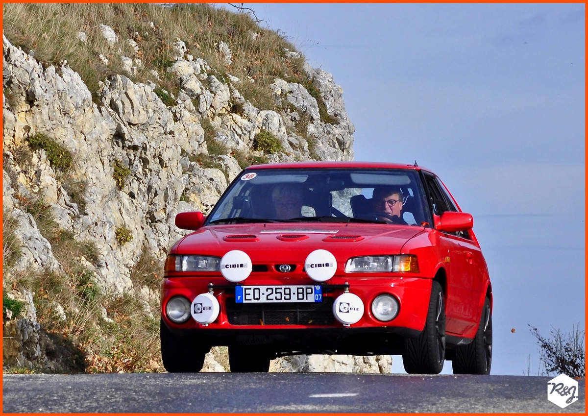 Christian BEAUREL et Théo PREVOTAT - Mazda 323 GTF (1993)