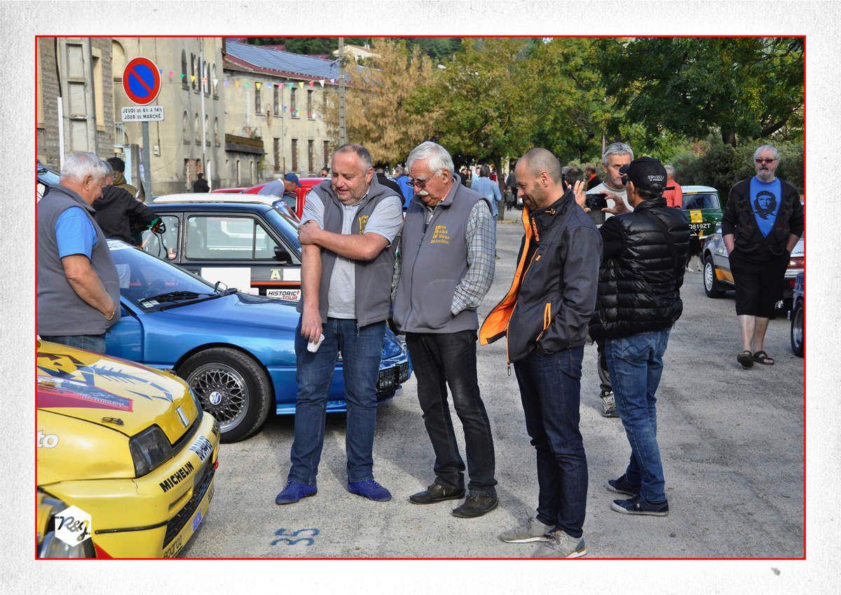 Privé de son Alfetta GTV6 capricieuse Alex JOURDAN court sur sa Fiat Cinquecento