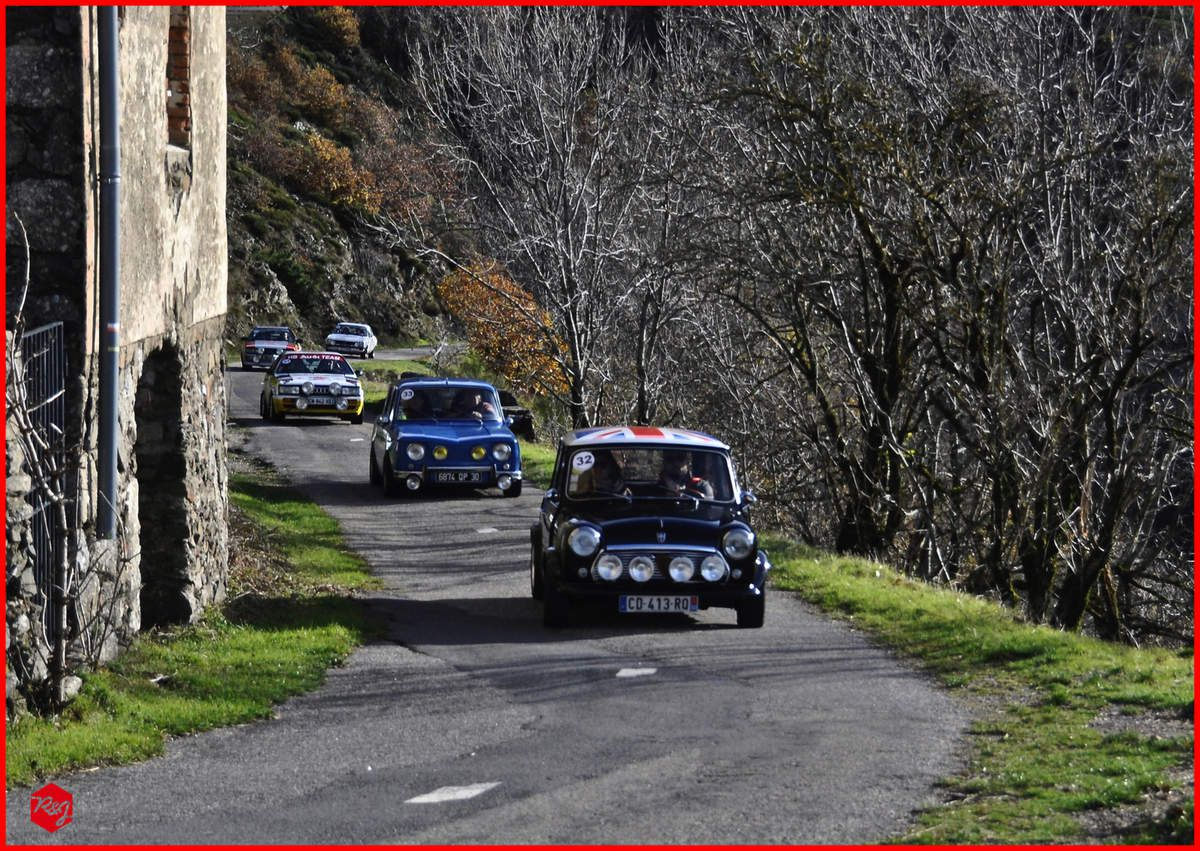 Les Routes Cévenoles 2018 - 5ème édition - Samedi 1er décembre, Saint-Hilaire de Brethmas (Gard)