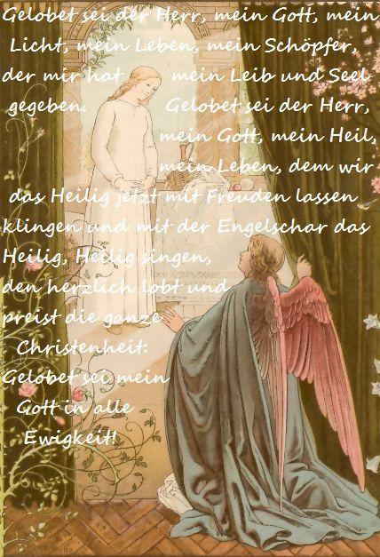 1111  Gelobet sei der Herr, mein Gott, mein Licht, mein Leben