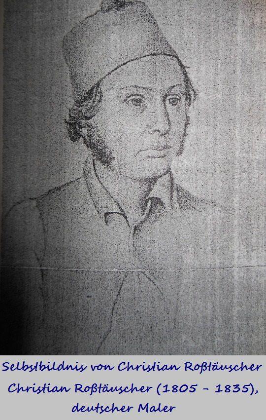 1805 - 1835  Christian Roßtäuscher