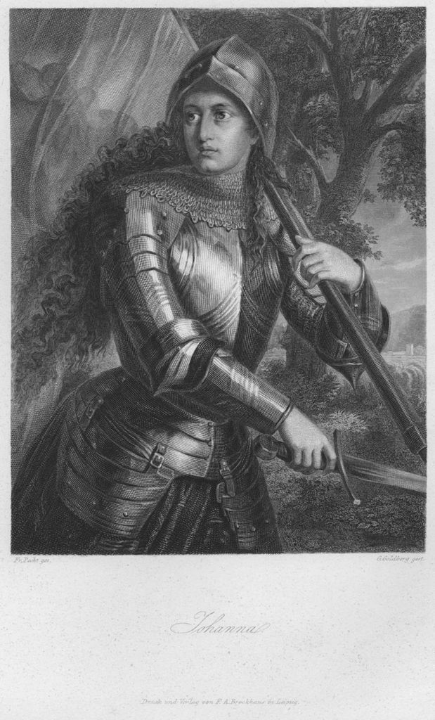 30. Mai Gedenktag Heilige Johanna von Orleans