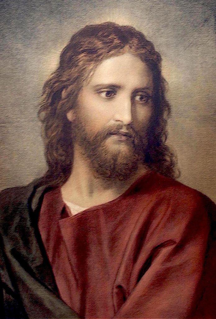 JESUS CHRISTUS HEILAND DAS LICHT DER WELT