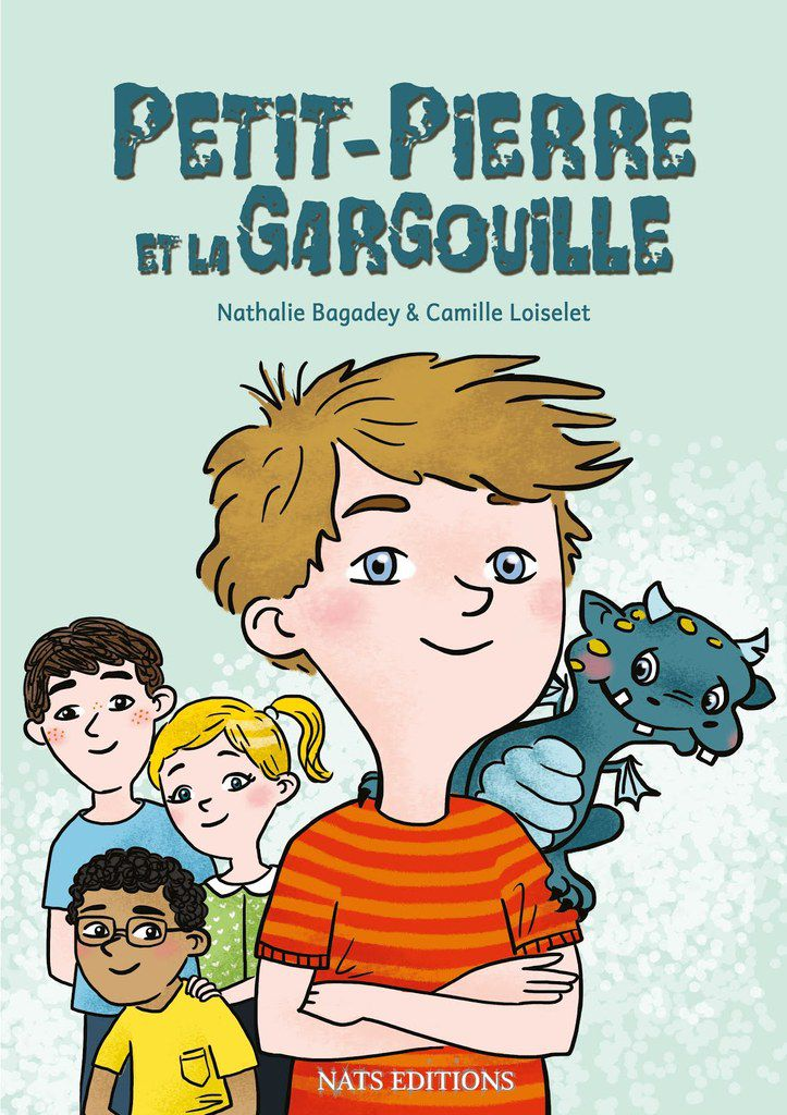 Petit Pierre et la gargouille de Nathalie Bagadey et Camille Loiselet
