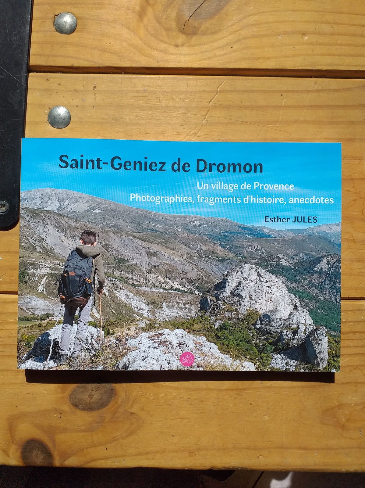 Saint-Geniez de Dromon de Esther Jules