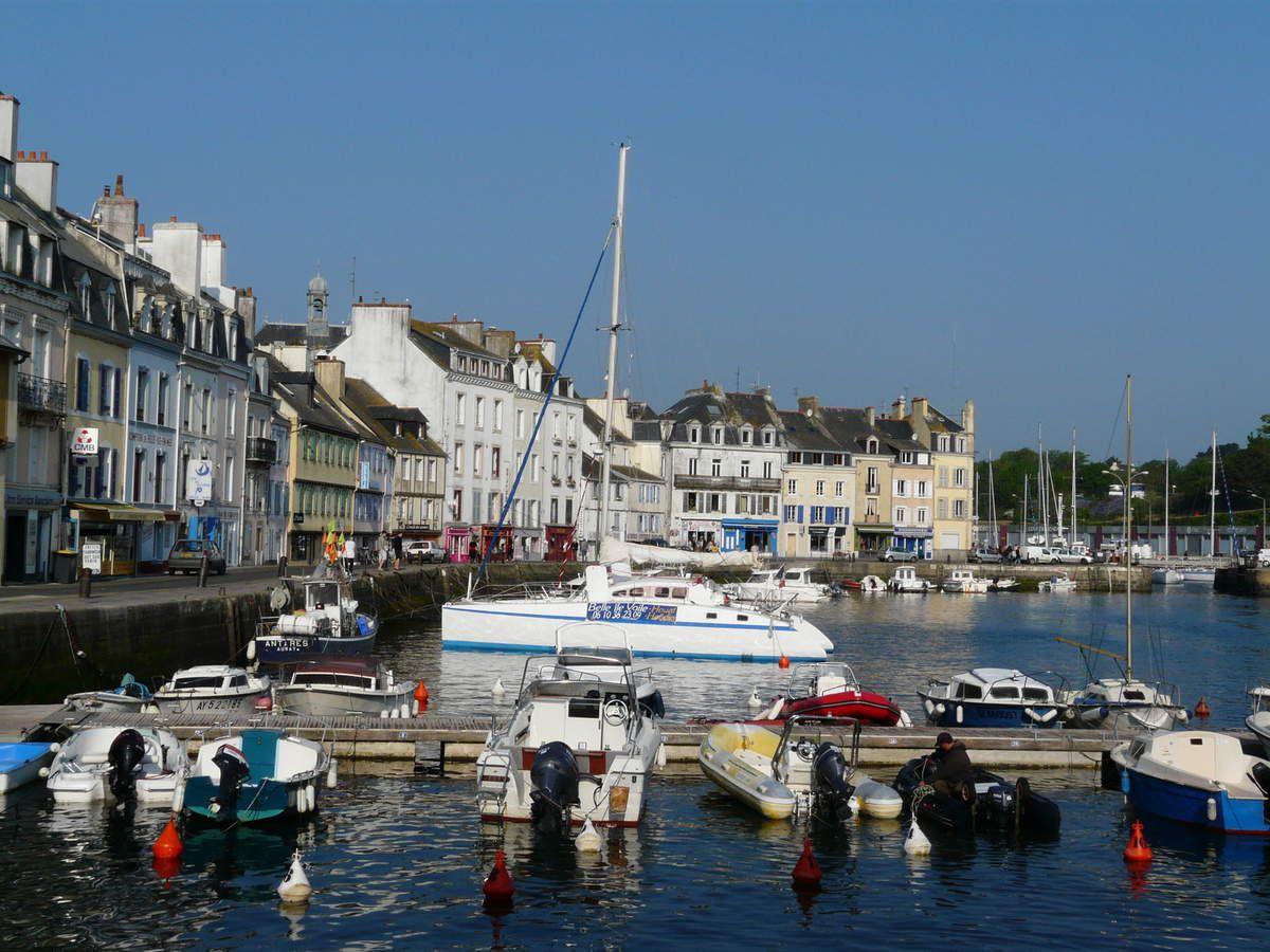 Glace au lait ribot - Bretagne (2)  Belle Ile en Mer