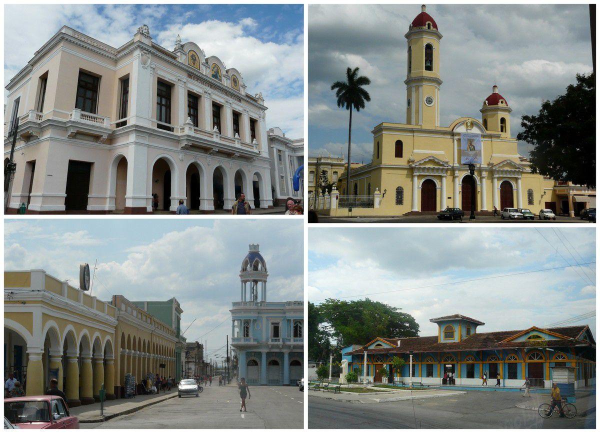 Cienfugos est un ancien port sucrier aux maisons coloniales fondées par des bordelais