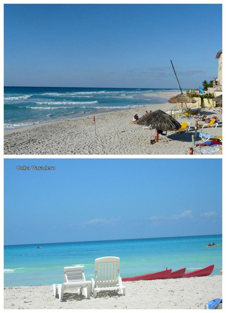les plages de rêves de Varadero