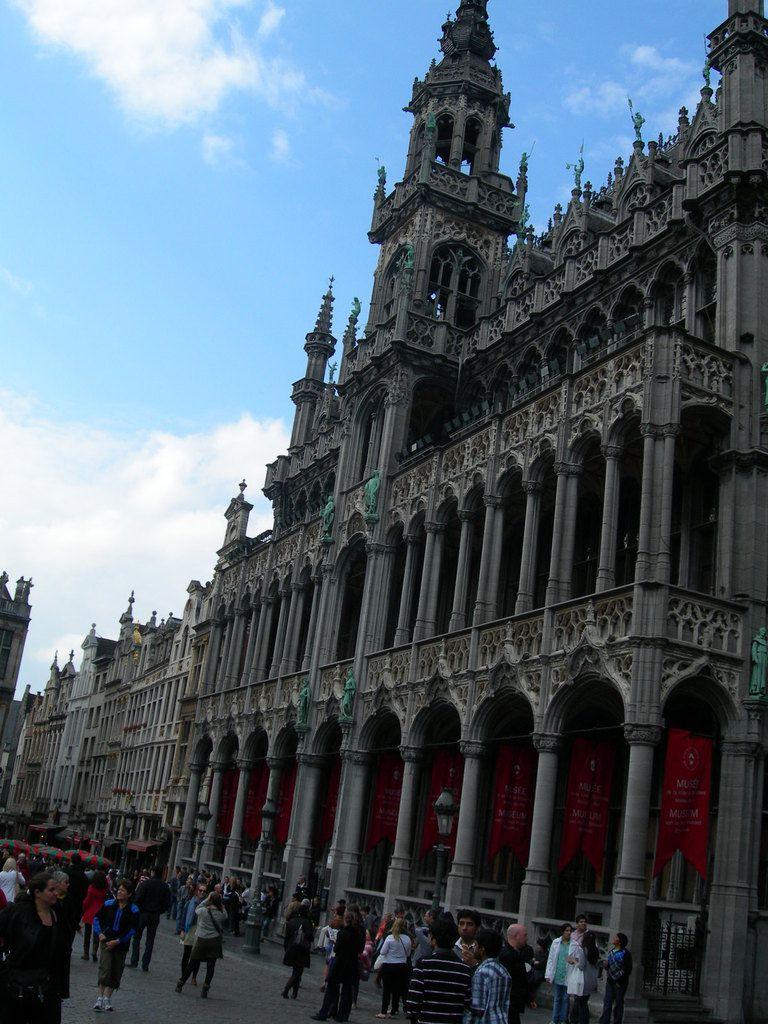 Stoemp aux choux de Bruxelles - Belgique (1) Bruxelles