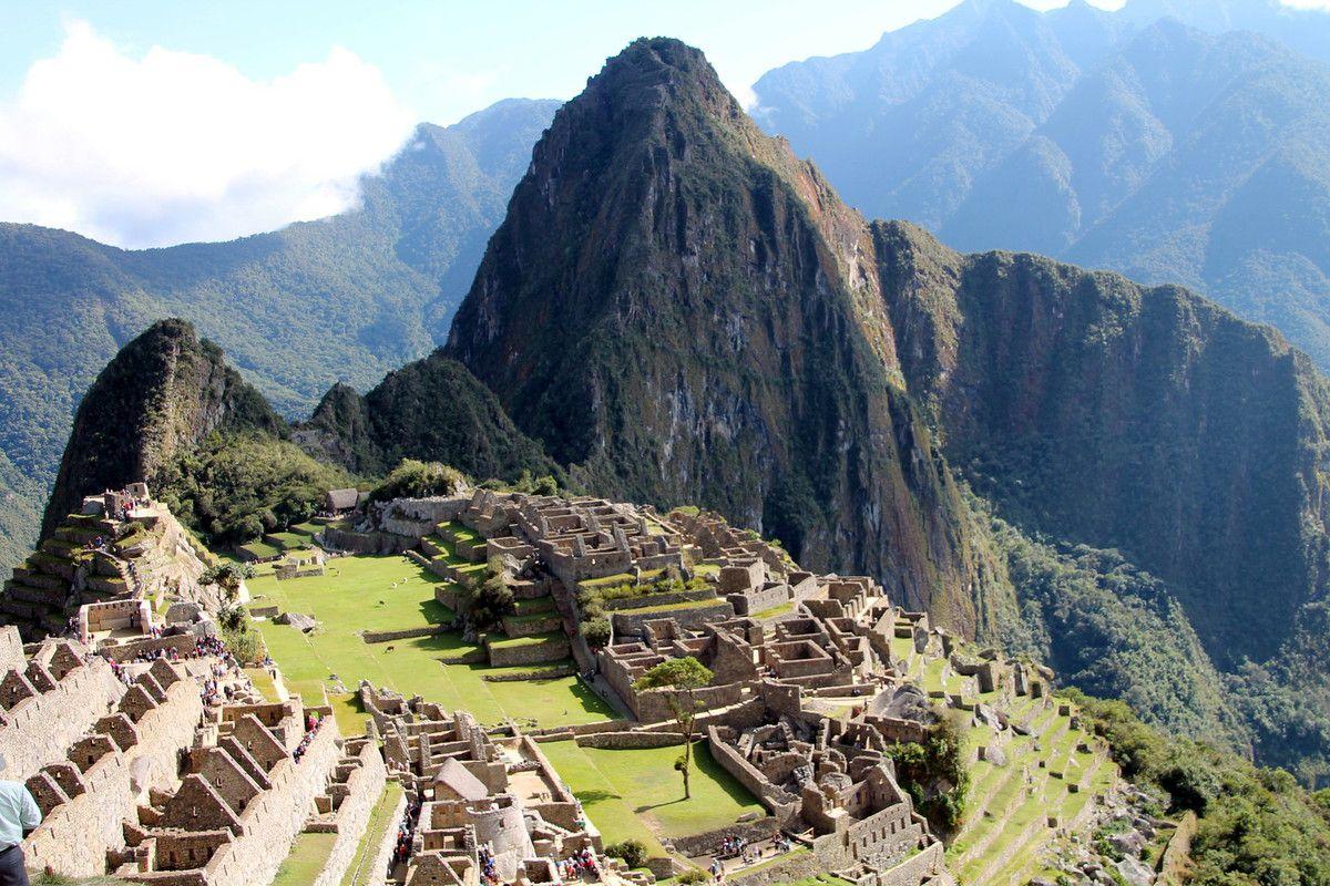 Sauté de boeuf aux oignons rouges recette péruvienne - Pérou (3) le Machu Picchu et les Salines de Maras
