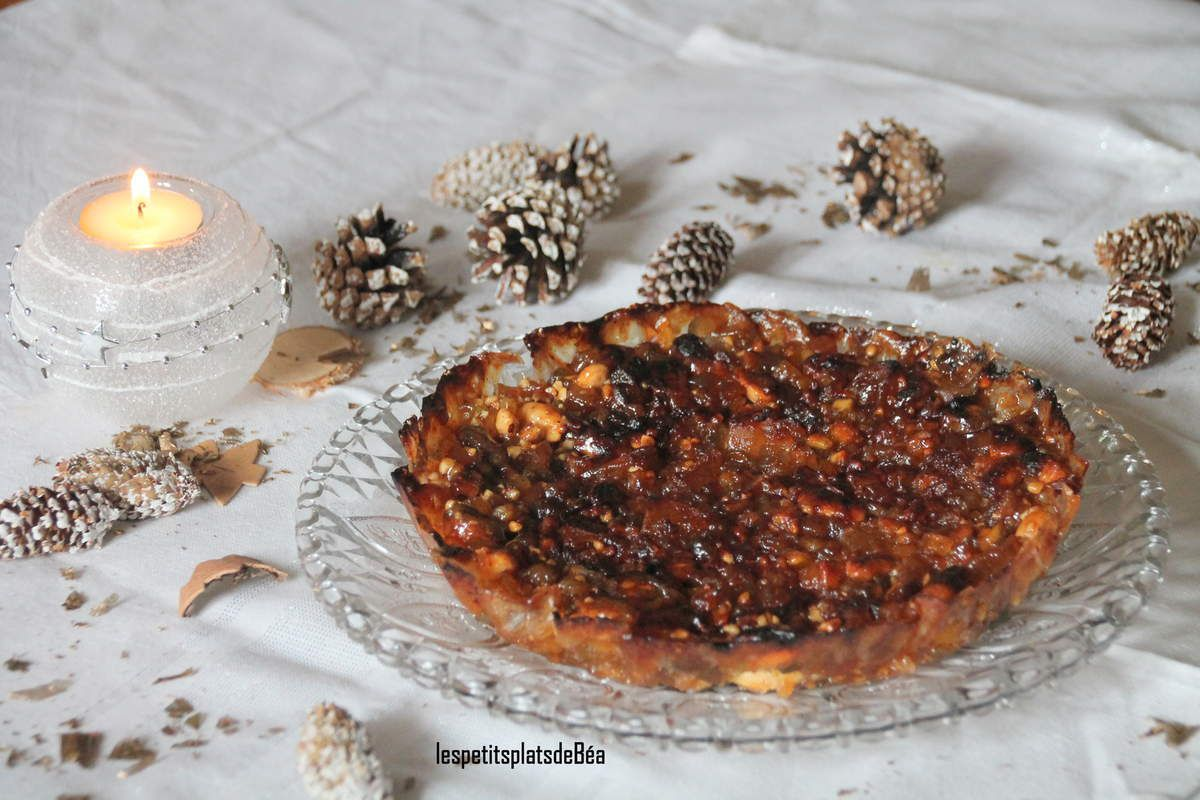 Panforte dessert italien pour Noël - Italie Toscane, Sienne
