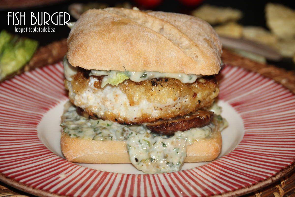 Fish burger - Irlande (2)