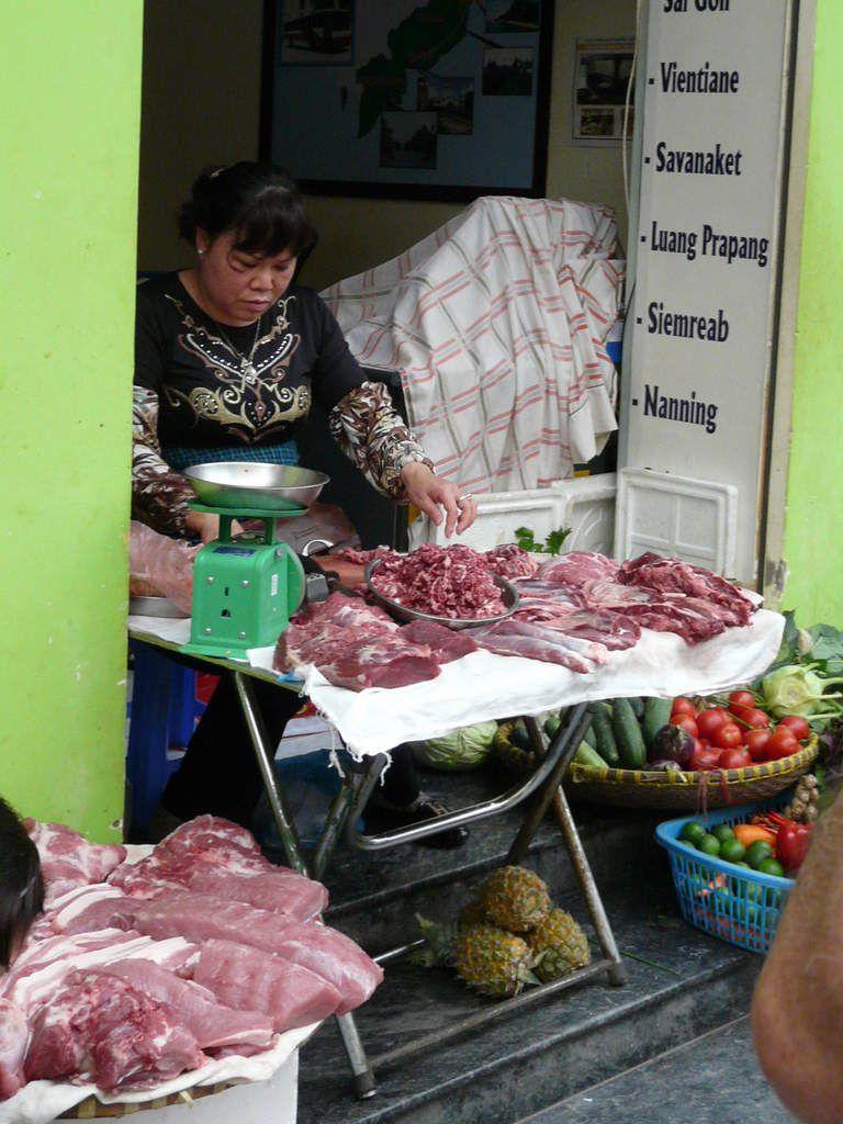 Mousse de combava, tranche de pomme cannelle - Vietnam, Hanoï