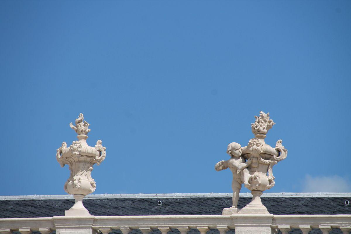 Crème brûlée aux mirabelles - balade lorraine à Nancy la place Stanislas