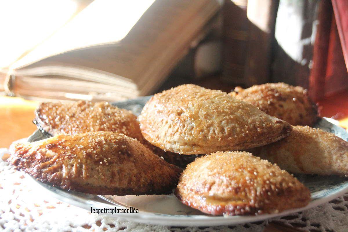 Empanadas épicés aux poires