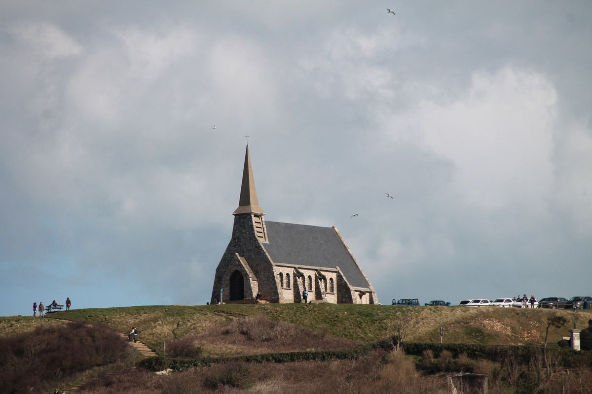 Teurgoule - Balade normande à Etretat