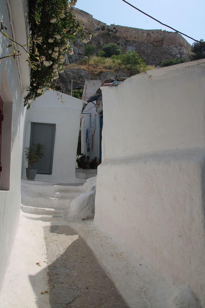 Gyros grec - Grèce (1) - Athènes, le quartier de Plaka