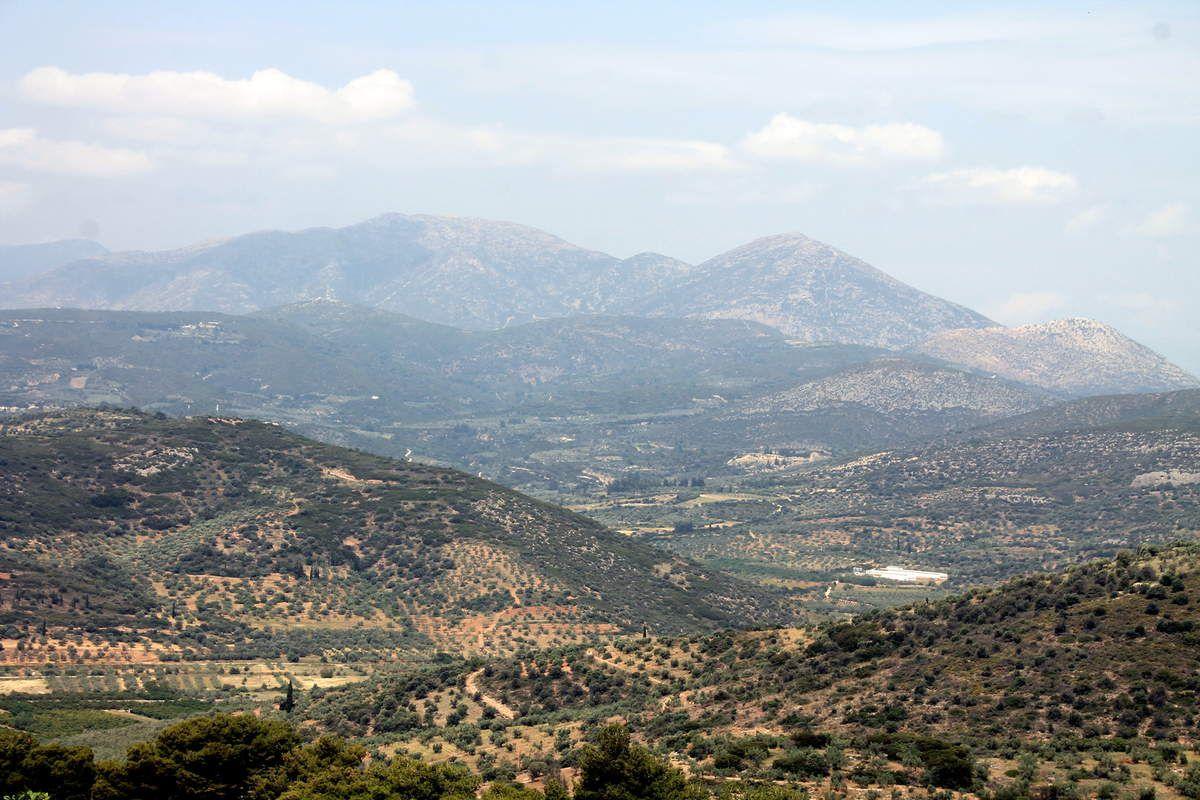 Bougasta - Grèce (7) - Mycènes