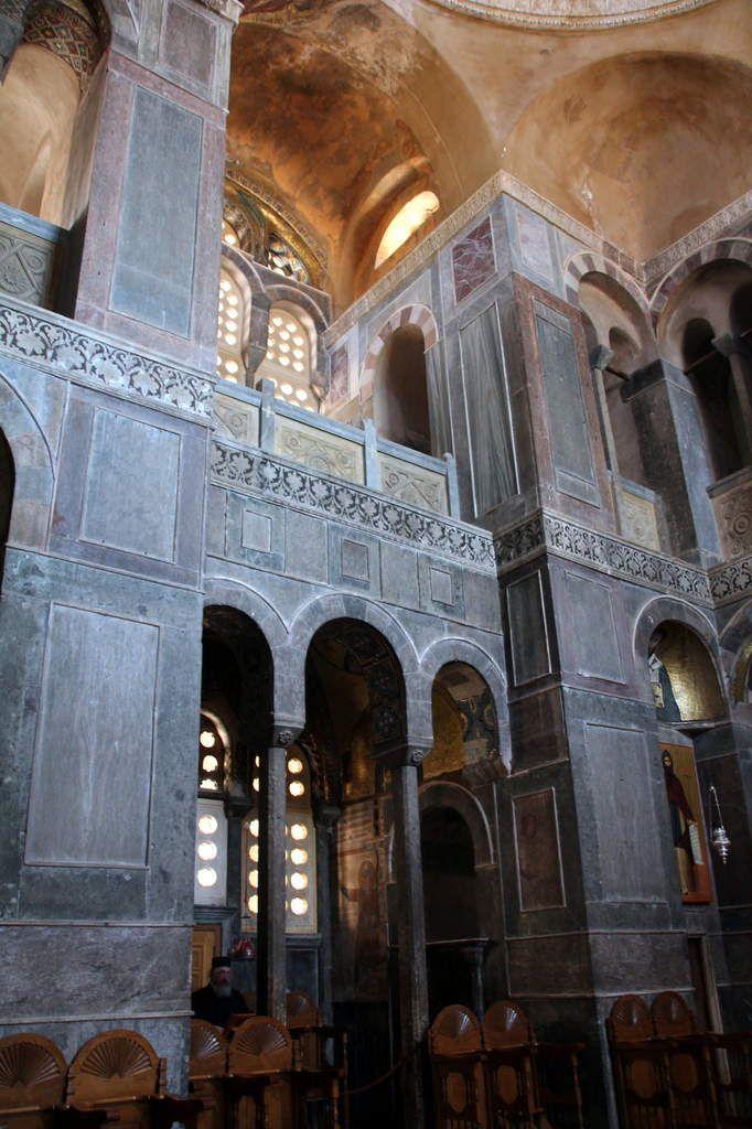 intérieur de la grande église