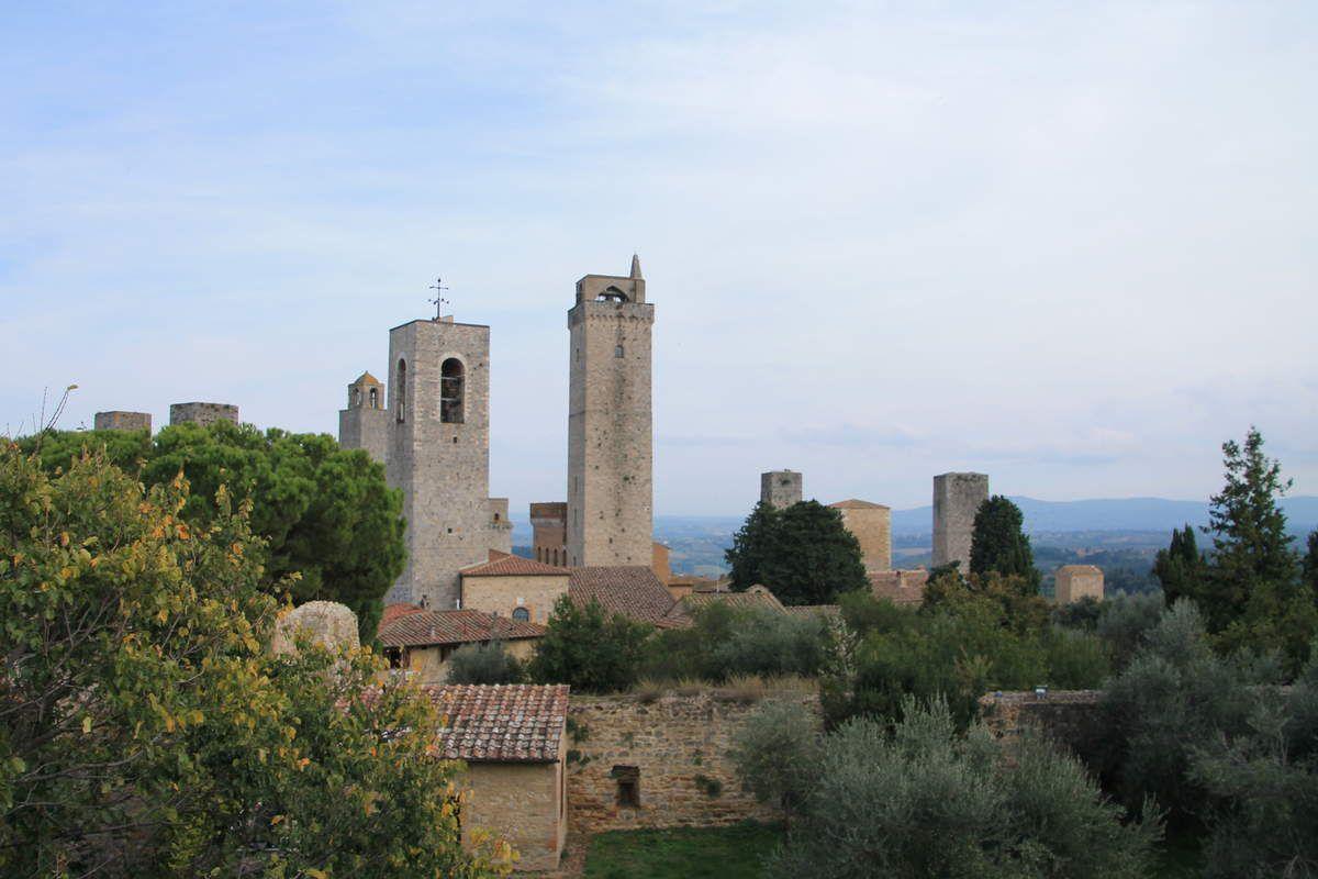 Orecchiette au thon frais - Balade en Toscane