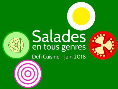 Salade de chou fleur à la fourme d'Ambert et champignons rôtis