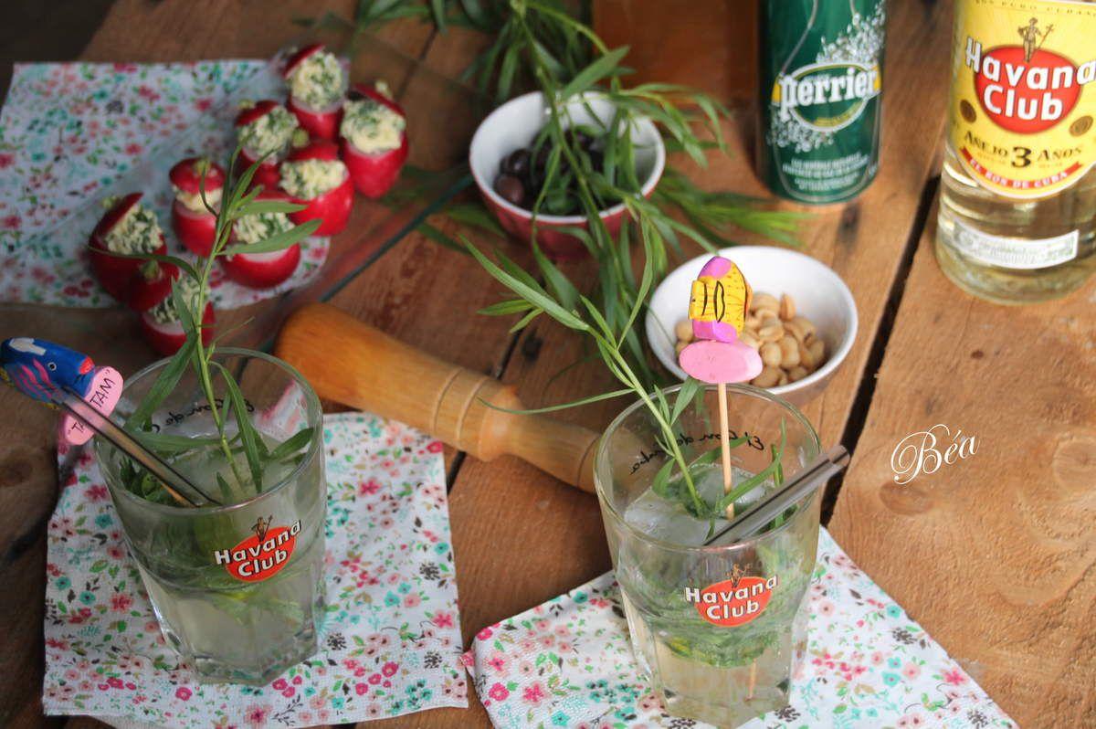 """Mojito saveurs 'du jardin"""""""