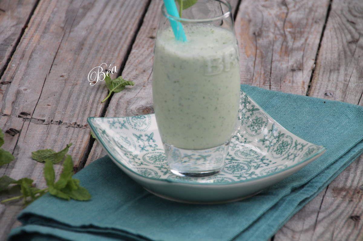 Tarator, le velouté glacé au concombre et au lait ribot