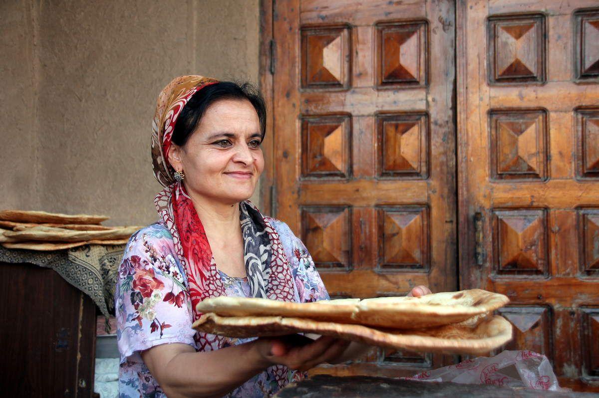 De retour d'Ouzbekistan
