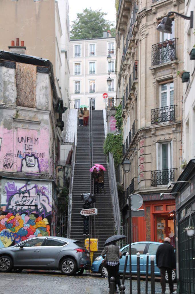 Confiture de raisin épicée - Balade à Montmartre pour la fête des vendanges