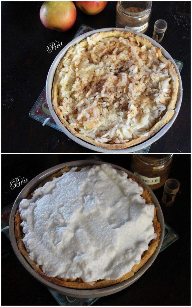 Szarlotka, la tarte aux pommes polonaise