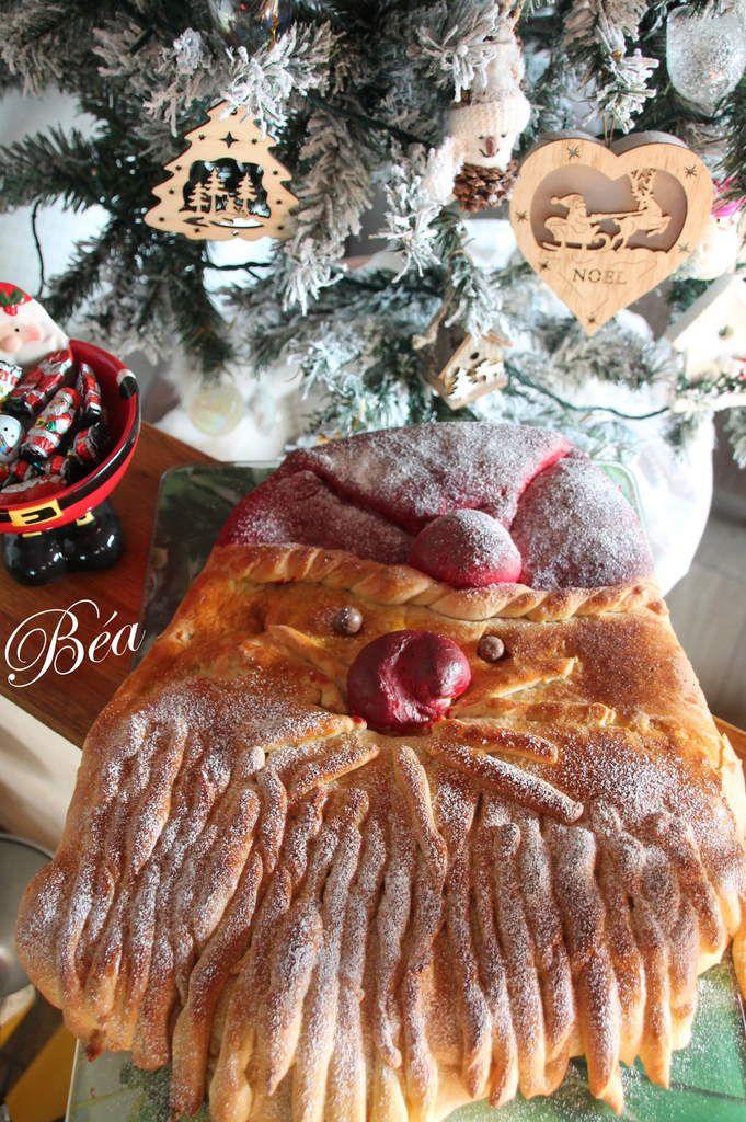 Brioche Père Noël