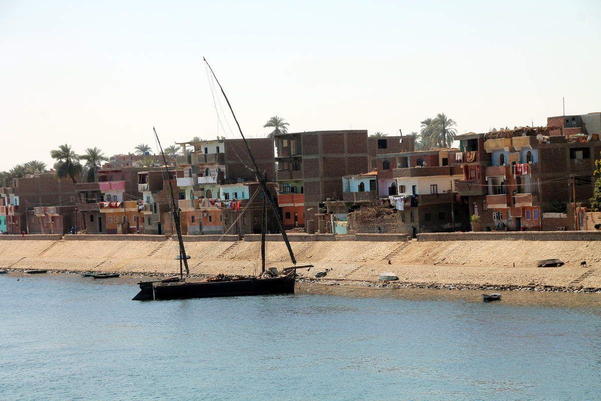 Karkadé - balade égyptienne (1) - au fil du Nil