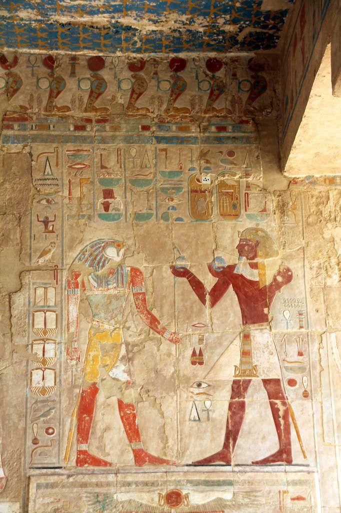 Riz à l'égyptienne - Balade égyptienne (5)- Louxor, la rive ouest du Nil